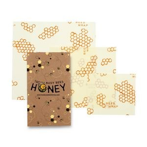 Beeswrap Set of 3