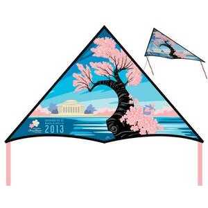 "The Art Delta Kite™ (45""x30"")"