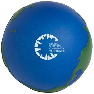 """Mood"" Globe Squeezies® Stress Reliever"