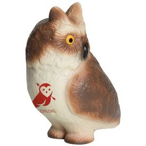 Horned Owl Squeezies® Stress Reliever