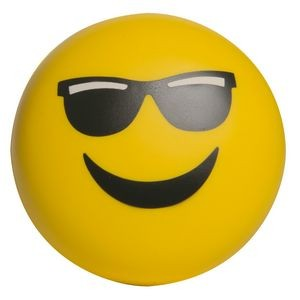 Emoji Mr Cool Squeezies® Stress Reliever