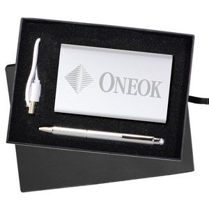 The Sybil Power Bank & Stylus Pen Gift Set