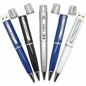 Ballpoint Pen Shape USB Flash Drive