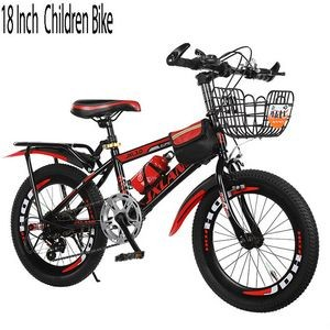 "18"" Children's Variable Speed Bicycle"