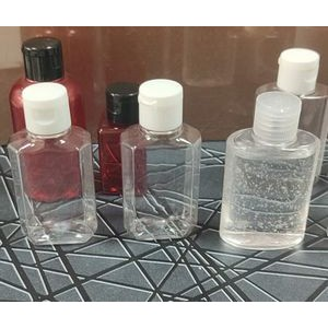 In Stock 1OZ Hand Sanitizer Gel Instant Skin Cleansing Portable Hand Gel