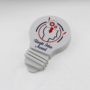 Light Bulb Paperweight