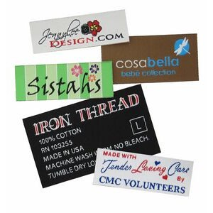 Labels - Up to 2 Square Inches
