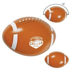 "16"" Football Beach Ball"