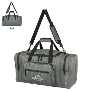Heathered Duffel Bag