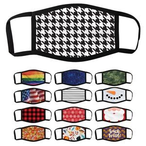 Dye Sublimated 3-Layer Mask