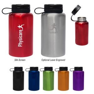 32 Oz. Montgomery Stainless Steel Bottle
