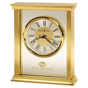 Howard Miller Monticello bracket style table clock