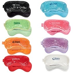 Plush Hot/Cold Eye Mask