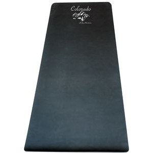 Natural Rubber Yoga Mat with Case