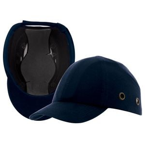 913 Ball Cap Bump w/ Cotton Covering & ABS Shell - Dark Blue