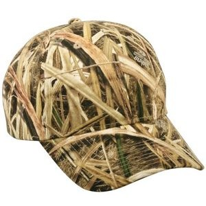 Mid Profile Twill camo Assorted Cap w/ Plastic Snap Closure