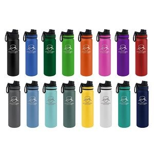 Tempercraft 22 oz Sport Bottle with Sport Lid