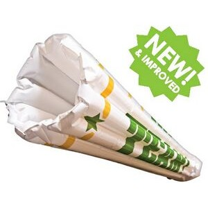MegaBams Inflatable Megaphones - Single (Super Saver)