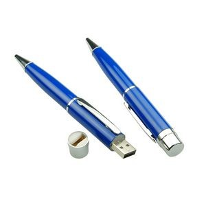 USB Pen with Removable Cap