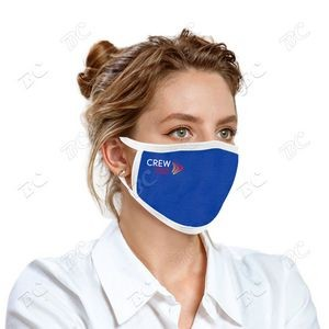 US STOCK-3 Layers of Fabric Reusable Cotton Face Mask