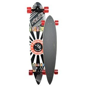Domestic Pintail Longboard - 46""