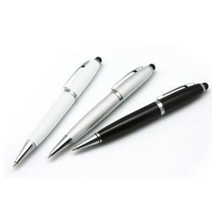 2GB Executive Pen Flash Drive w/Stylus